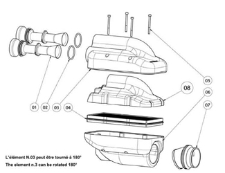 Approval of Intake Silencer NOX23 and NOX30