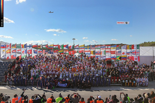2013 Rotax Grand Finals in the USA