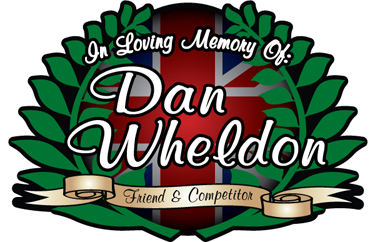 INDIVIDUALS COME TOGETHER TO HONOR THEIR FRIEND DAN WHELDON