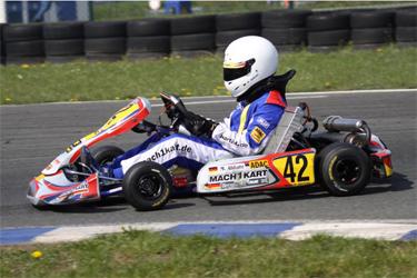 Success for Mach 1 Motorsport in Oschersleben