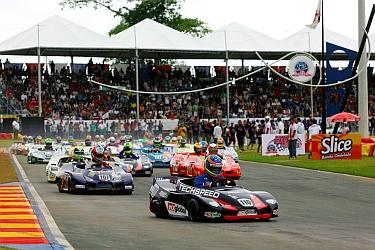 Granja 500: The Racing Show
