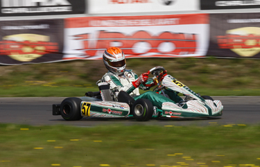 1st Rotax International Open in Zuera