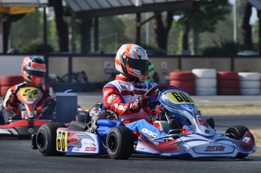 """Spotlight on Ortona for the Opening of the CIK-FIA """"U18"""" World Championship and Academy Trophy"""