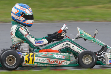 WSK EURO SERIES 3rd ROUND IN ITALY
