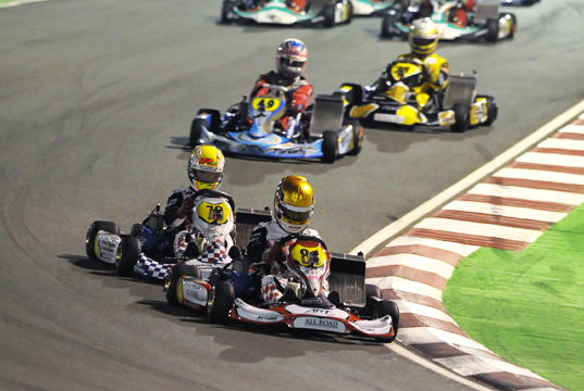 The U18 World Championship on Motors TV