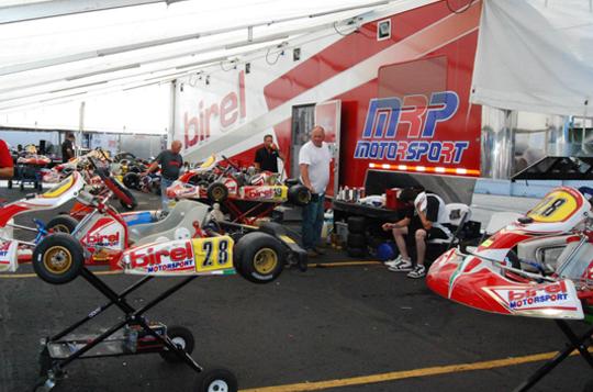 MRP Motorsport Open House & kart liquidation sale!