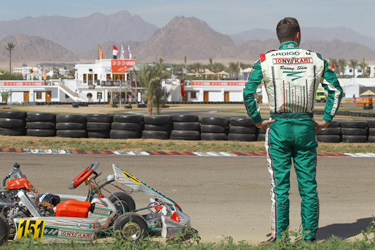 Double success in KZ2 category and podium in KF2 category, too, for our Racing Team on the occasion of the WSK World Series' last round in Egypt