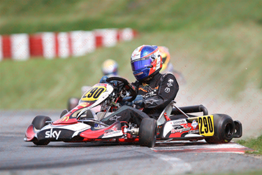 Rotax Euro heat goes on at ProKart Raceland