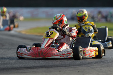 KF2 & KF3 World Cups: Spinelli on pole in the KF2 Pre-Final