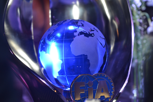 The FIA and the CIK celebrate their 2012 Karting Champions