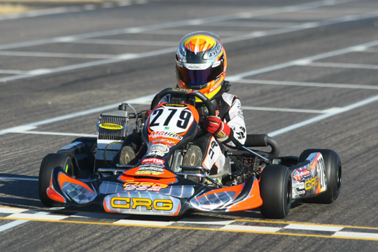 CRG-USA travels to Rotax Challenge of the Americas
