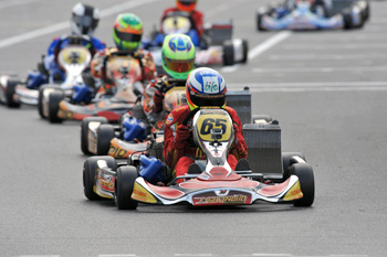 WITH 10 DRIVERS STILL IN FOR THE TITLES IN U18 AND THE ACADEMY, SUSPENSE REMAINS COMPLETE!