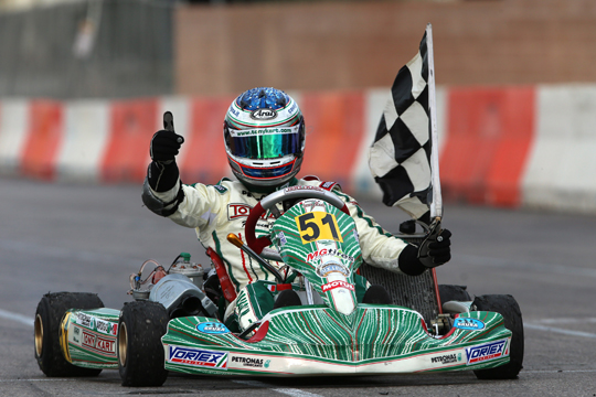Ardigò wins for the third time the SuperNationals in Las Vegas