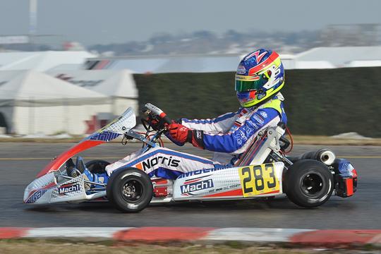 International success for Mach1 Motorsport