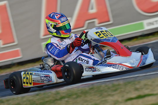 Mach1 Kart internationally successful