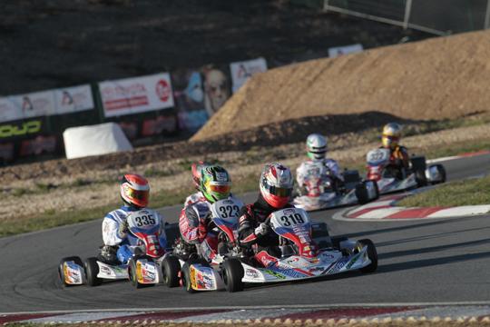 Mach1 Kart aces Rotax MAX Grand Finals