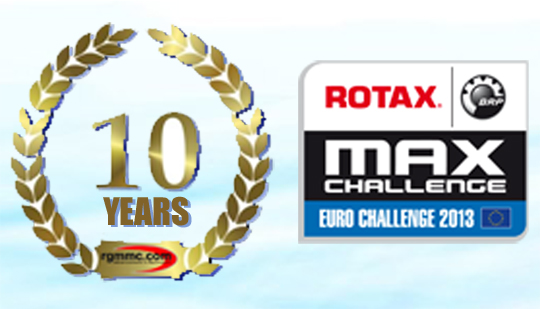 Over 200 drivers for Rotax Euro Challenge round 1