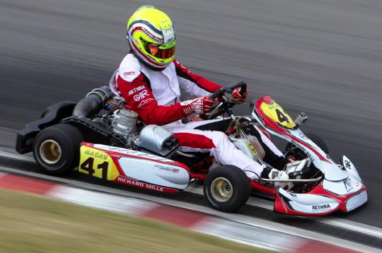 ART Grand Prix enjoys highly positive weekend at Macau and Lyon