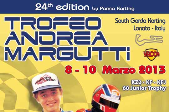 Entries for 24th Trofeo Andrea Margutti at Lonato to open on the next 21st of January
