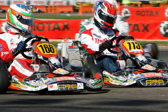 Rotax Max Challenge Grand Finals in New Orleans, USA