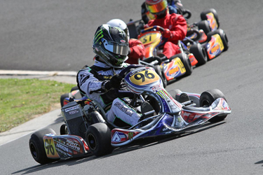 Aussies take the glory at New Zealand Karting Nationals