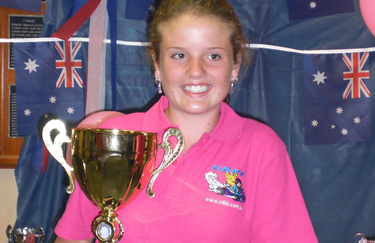 Caitlin Wood to compete in FIA Karting Academy shootout