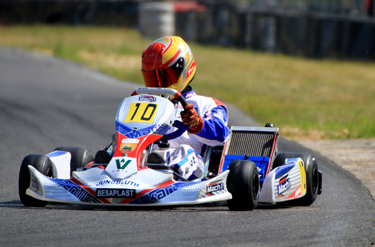 Mach1 Kart extends its ADAC lead
