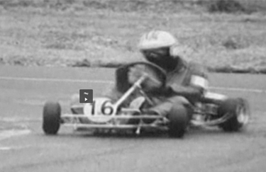 When racing was real fun
