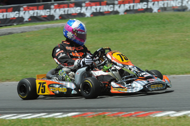 TEN POINTS, SEVEN DRIVERS, ONE TITLE IN PRO GEARBOX