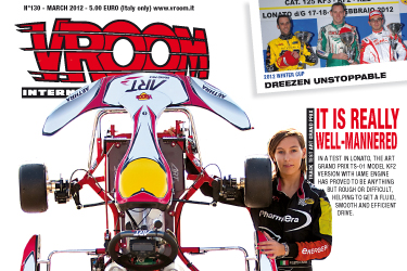 VROOM n.130 MARCH 2012