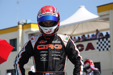 CRG AIMS AT AN AWESOME HAT TRICK IN KZ1, KZ2 AND KF3 IN THE WSK EURO SERIES OF ZUERA IN SPAIN