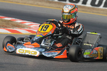 SATISFACTORY RESULTS FOR CRG AFTER THE FIRST APPOINTMENT OF THE SEASON, THE WINTER CUP OF LONATO