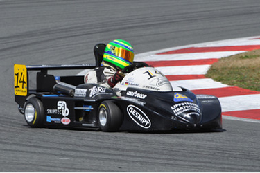 Wind Of Change Over The European Superkart Championship