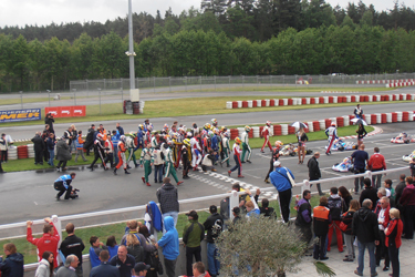 Pex, Juodvirsis, Leclerc and Verstappen the final winners