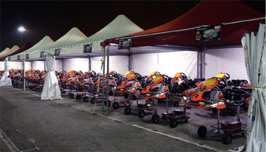 Sodi: Official Chassis of Senior Rotax Max Grand Finals!