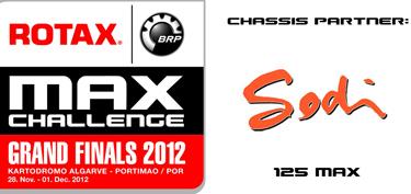 Sodi, official partner of Rotax Grand Finals 2012