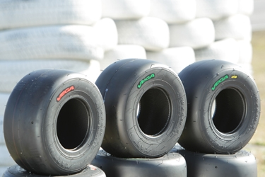 Vega wins CIK tender as single tyre supplier