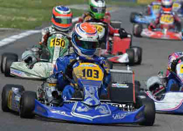 PRAGA AT THE WSK MASTER SERIES