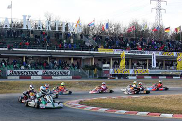 The 16th Winter Cup opens the international season in Lonato from 11th to 13th February