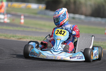 160 entrants for the 40th Trofeo delle Industrie to be raced next 6th and 7th November on the 7 Laghi Circuit