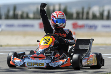 Two New Titles for CRG at WSK Euro Series