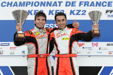 Sodi Season Ends in a Blaze of Glory