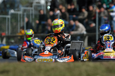 CRG and Palou Lead the European Championship