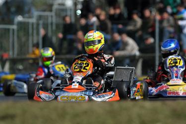 CRG and Palou Lead the European Championship