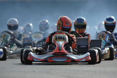 2011: Sodi Racing Team Ready for Battle!