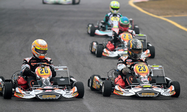 CRG takes stock of the first results of its CRG-Maxter official team in the 16th Winter Cup of Lonato