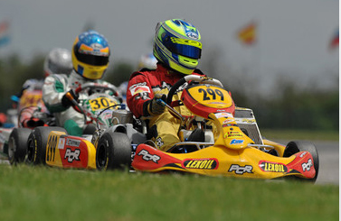 Last Day for Entering the World Cups for KZ Karts