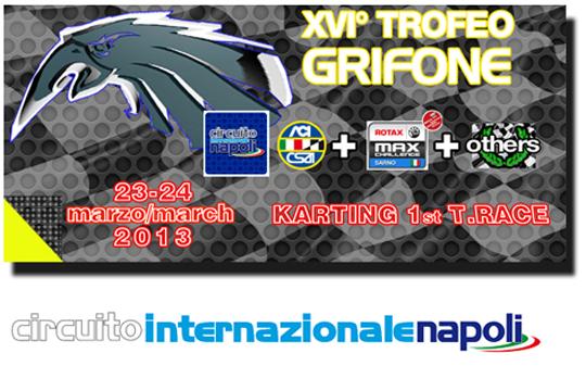 XVI TROFEO Grifone