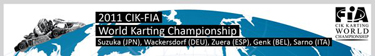 Opening of entries for the CIK-FIA North and South European Trophies
