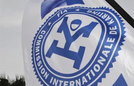 Meeting of the CIK-FIA New international calendar